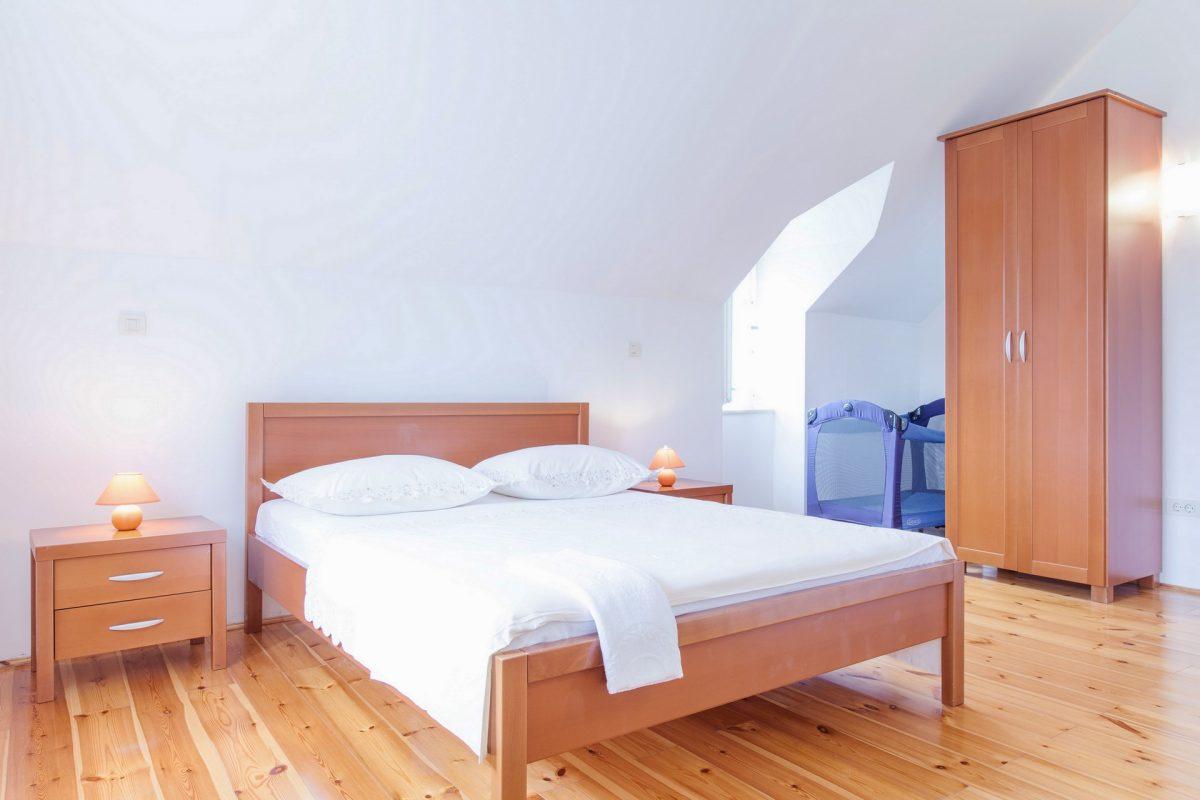 Double bedded room in the Villa Bonaca