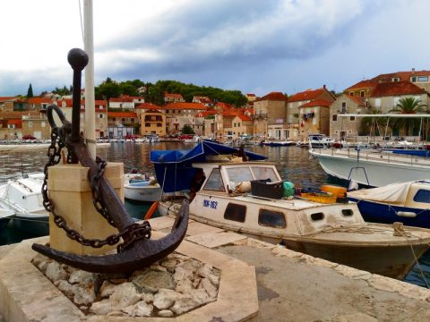 Milna on the Island of Brac